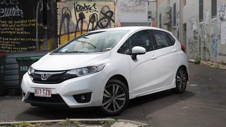 Honda Jazz 9
