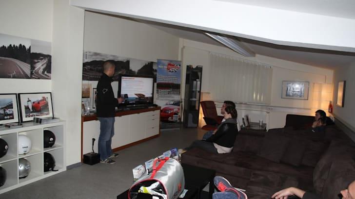The Nurburgring expreinece: Renualt Megane RS26512