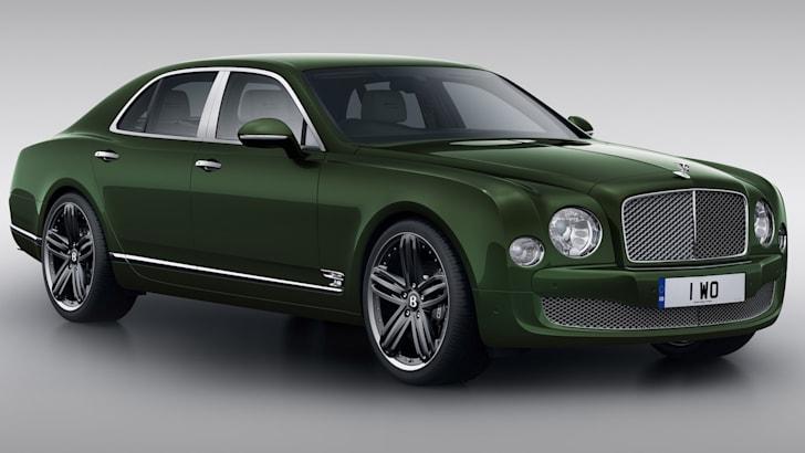 Bentley Mulsanne Le Mans Limited Edition - 1