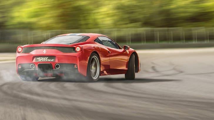 Ferrari 458 Speciale - 2