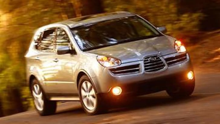 Subaru Tribeca Specifications