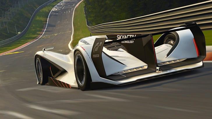 Mazda LM55 Vision Gran Turismo - 5