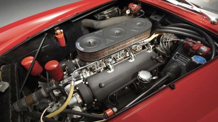 1962 Ferrari 250 GT SWB California Spyder - 3