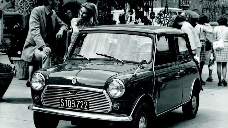 old mini 1