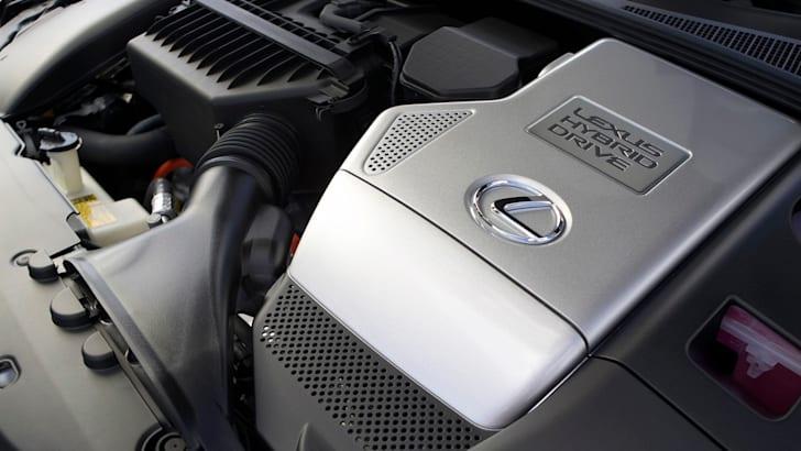 2006 Lexus RX400h engine