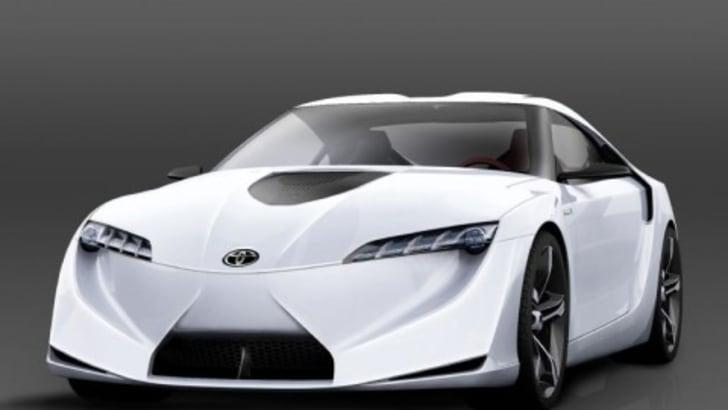 ToyotaFT-HSConcept