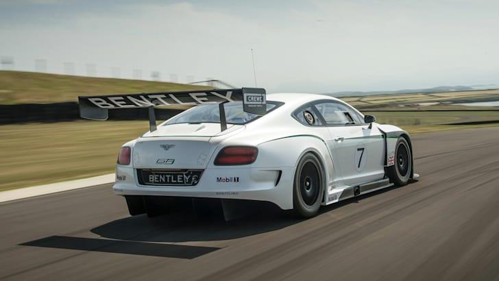 Bentley Continental GT3 - 3