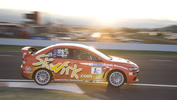 Back-to-back championships for Skwirk.com Racing and TMR