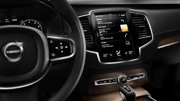 2015 Volvo XC90 34