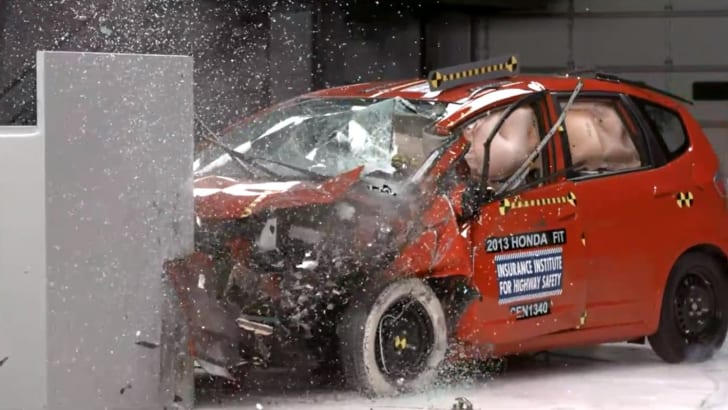 honda-fit-iihs-crash
