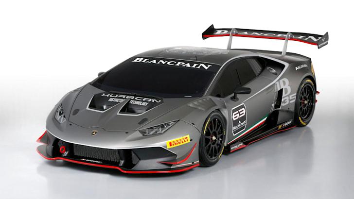 Lamborghini Huracan LP620-2 Super Trofeo2