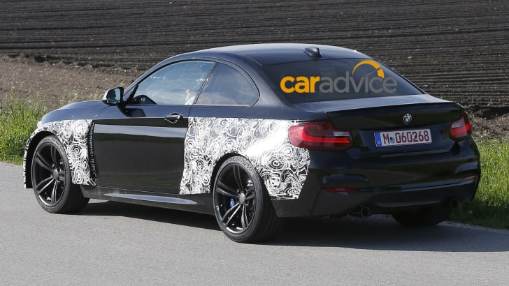 BMW M2 9