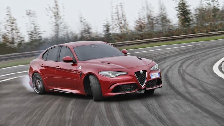 2016 Alfa Romeo Giulia Quadrifoglio  - 10