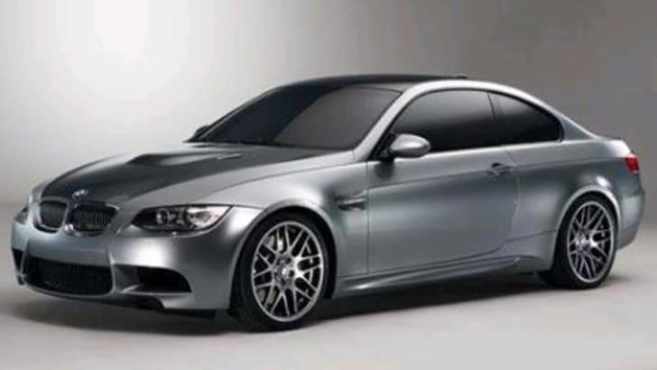 2007 BMW M3 Concept