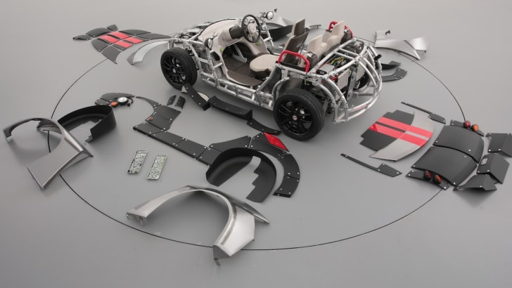 Toyota Camatte57s Concept - 10