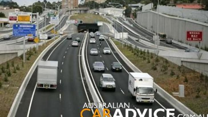 Profit over Practicality? Lane Cove Tunnel Sydney