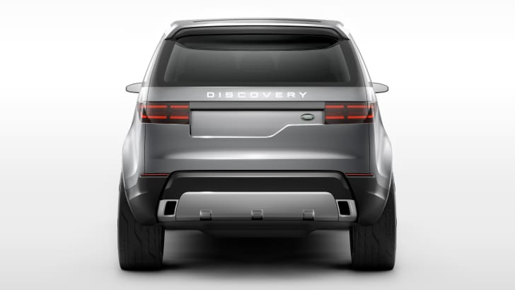 Land Rover Discovery Concept 2