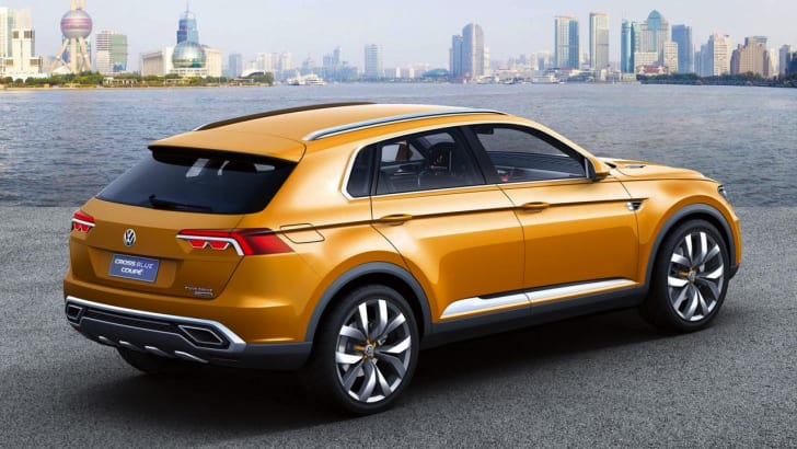 Volkswagen CrossBlue Coupe Concept - 6
