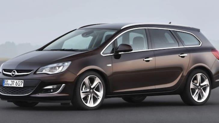 Opel Astra Wagon - 2