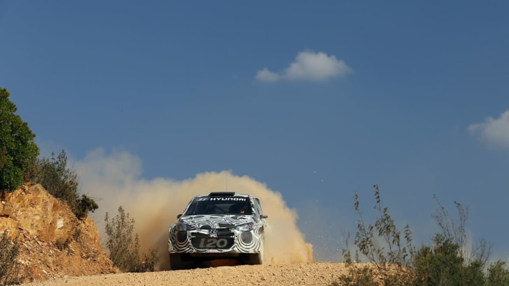 Thierry Neuville - Action