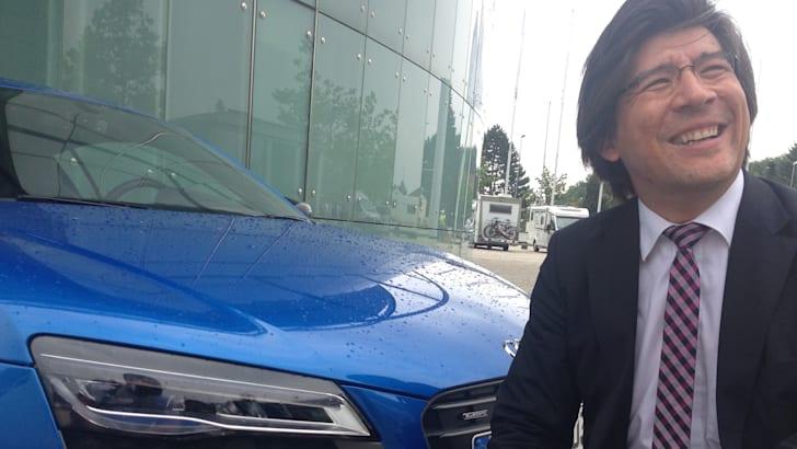 2014 Audi R8 LMX laser headlights-6