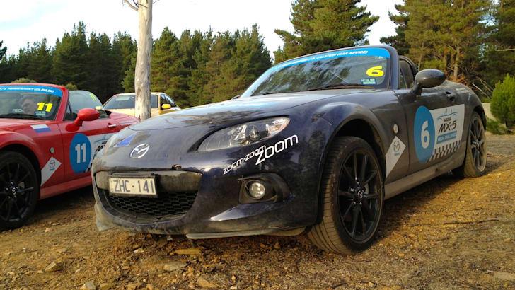 Mazda MX-5 Media Challenge - 24