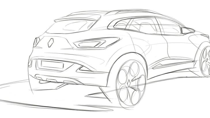 Renault-SUV-sketch-2