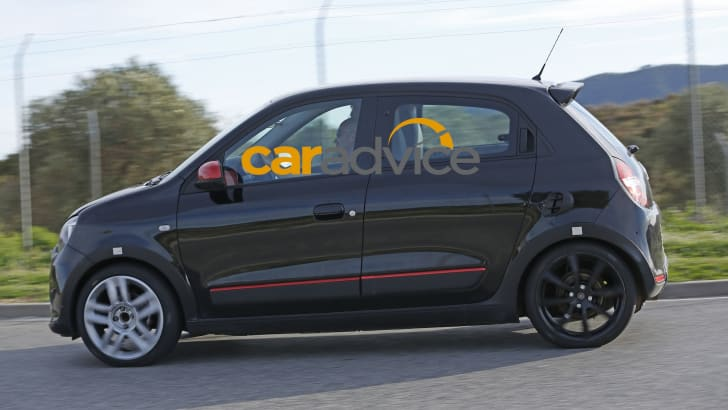 Renault Twingo RS Spied - 4