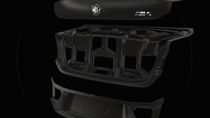 BMW M3, M4 - C-SMC Boot