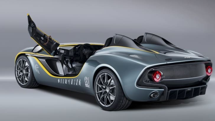 Aston Martin CC100 Speedster Concept 14