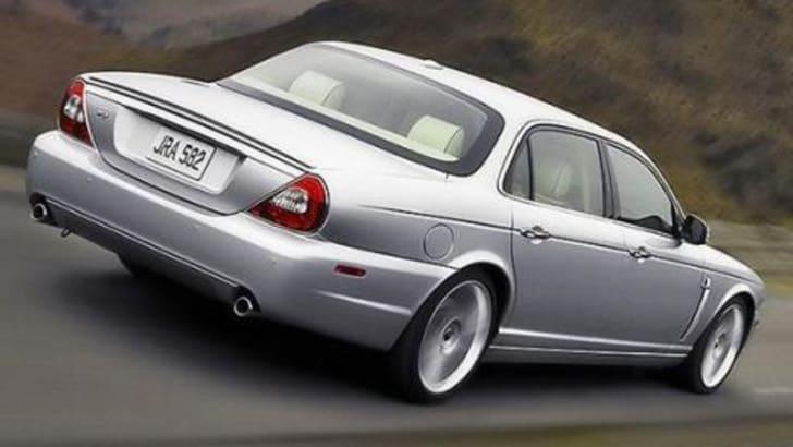 2008 Jaguar XJ Saloon