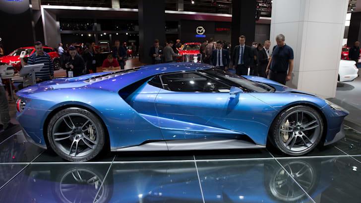 Ford GT — Internationale Automobil-Ausstellung-2
