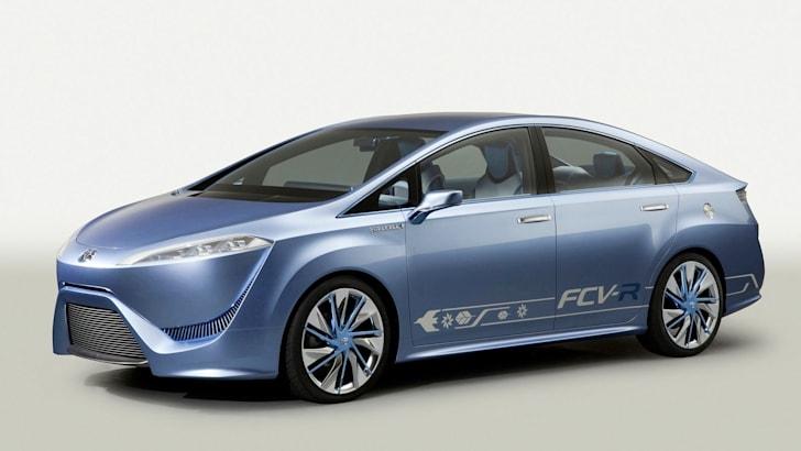 Toyota FCV-R Concept - 2