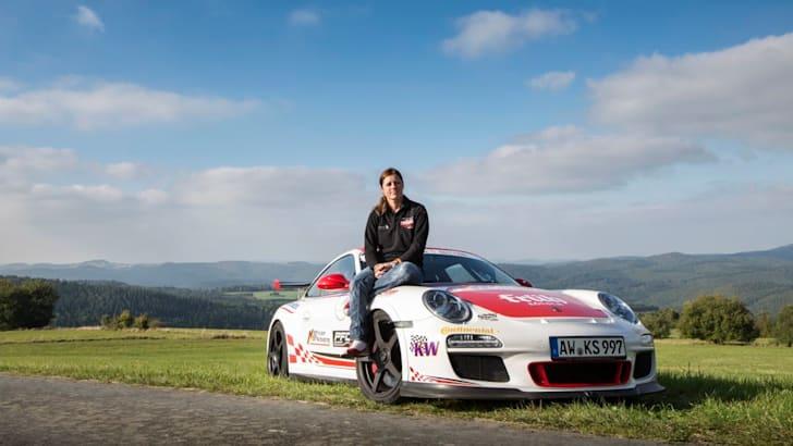 The Nurburgring expreinece: Renualt Megane RS26508