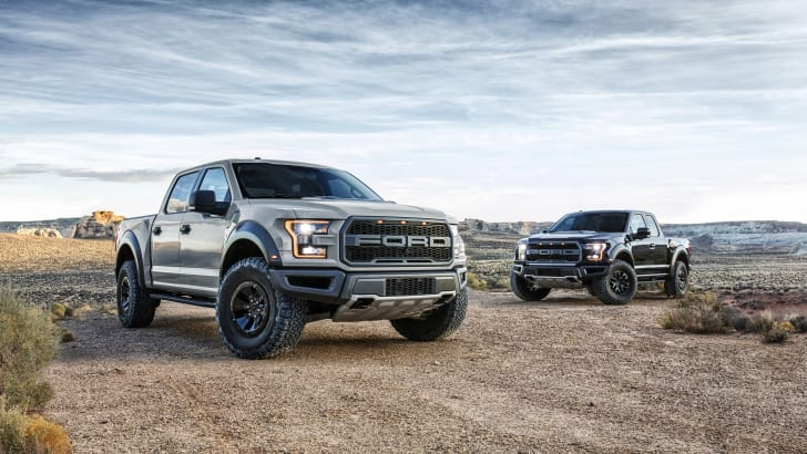 All-New 2017 Ford F-150 Raptor