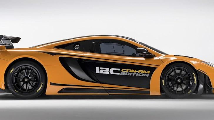 McLaren MP4-12C Can-Am Edition - 4