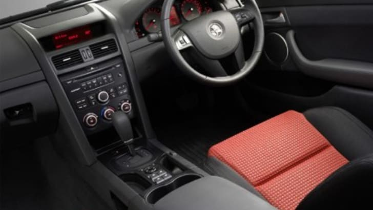 Holden VE Commodore Technology