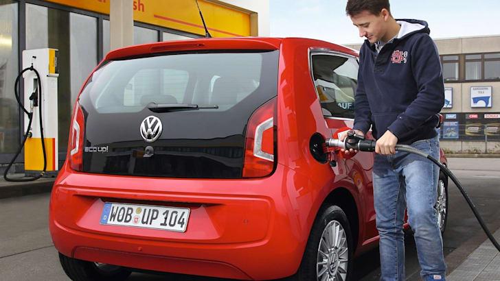 Volkswagen Eco Up! - 2