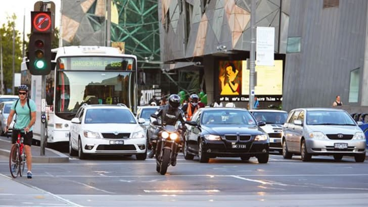melbourne-traffic
