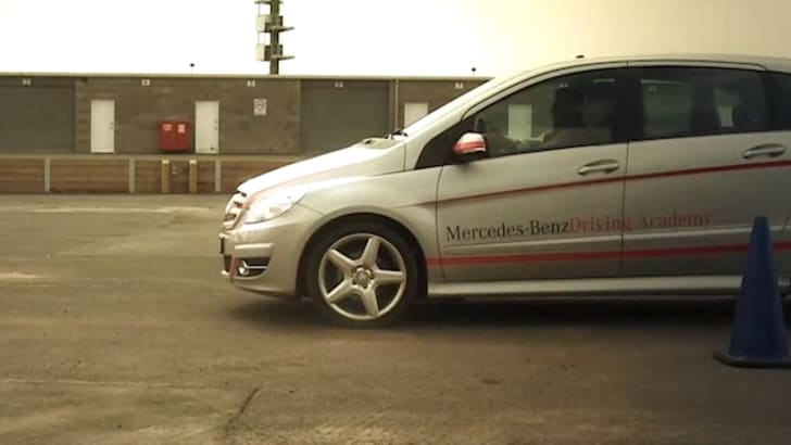 Mercedes-Benz Driver Training - 2