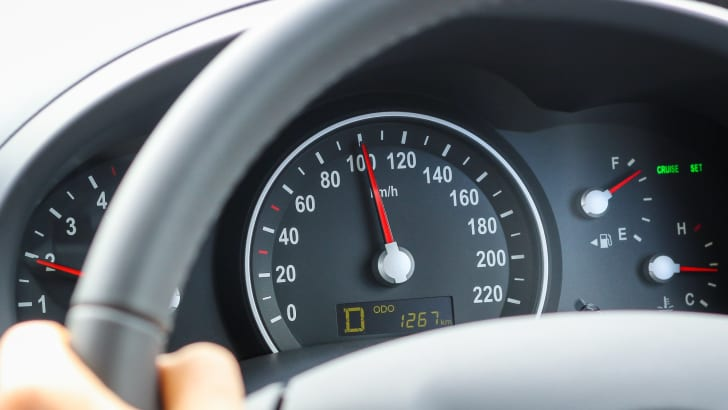 low-level-speeding