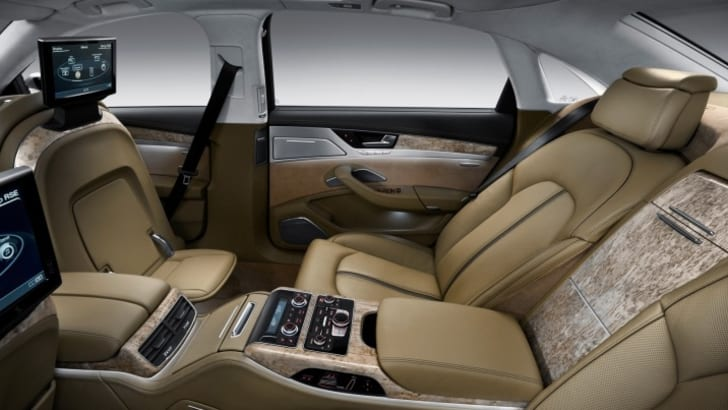2011 Audi A8 LWB to debut in Beijing, confirmed for