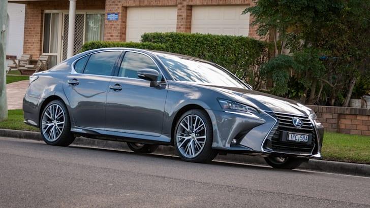 2016 Lexus GS450h Sport Luxury-52