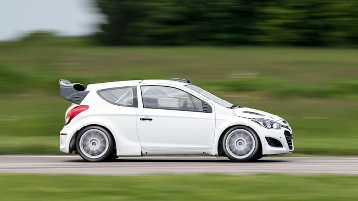 Hyundai i20 WRC - 2