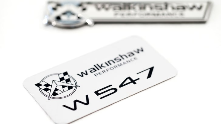 W547 - Walkinshaw Performance W547 Press Kit Images - Studio - Melbourne - Victoria - Australia - 2015