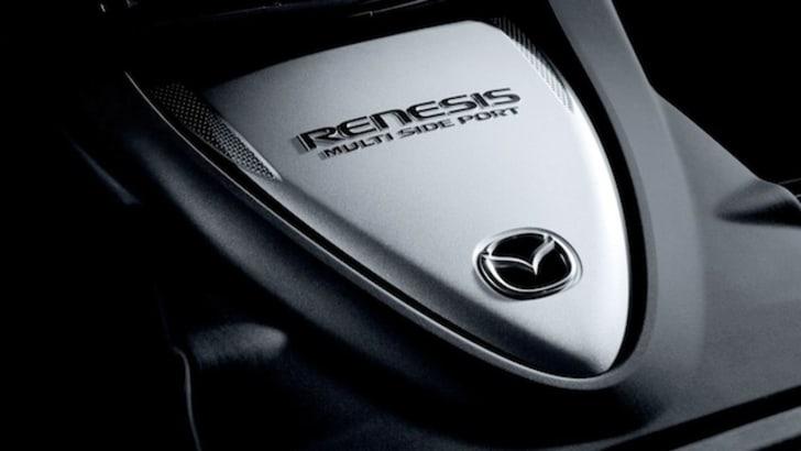 Mazda Renesis Rotary Engine