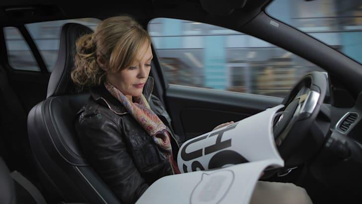 Volvo autonomous driving pilot project - 3