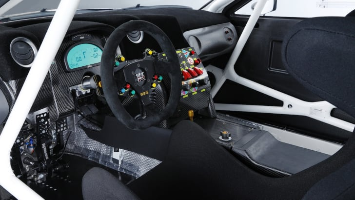 2013 Nissan GT-R Nismo GT3 - 5
