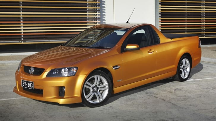 Holden MY10 VE SV6 Ute