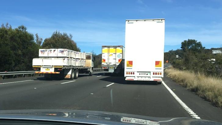 trucksinalllanes